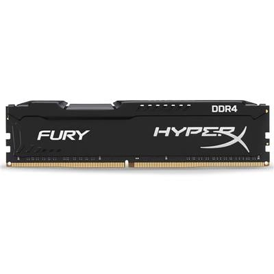 Memoria Ram Kingston HyperX Fury Black 8GB 2666 Mhz DDR4