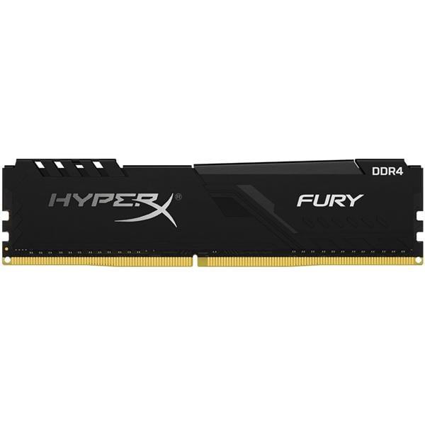 Memoria Ram Kingston HyperX Fury Black 8GB 2666 Mh