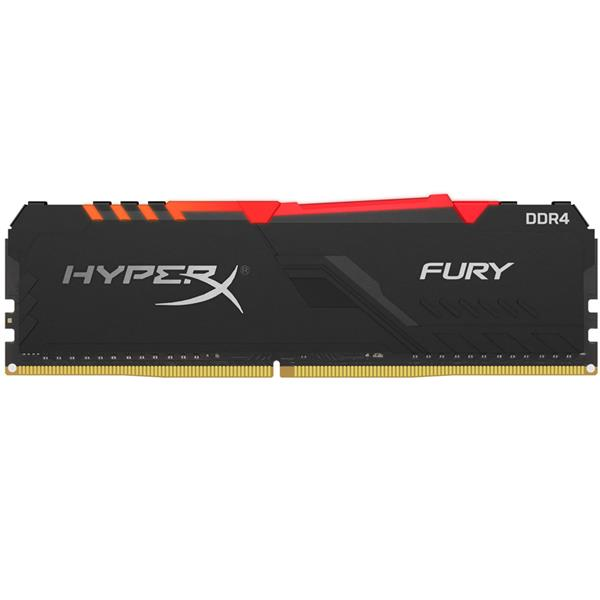 Memoria Ram Kingston HyperX Fury RGB 16GB 3200 Mhz DDR4