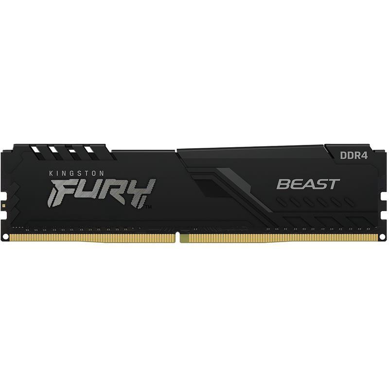 MEMORIA RAM KINGSTON FURY BEAST 16GB 3200 MHZ DDR4