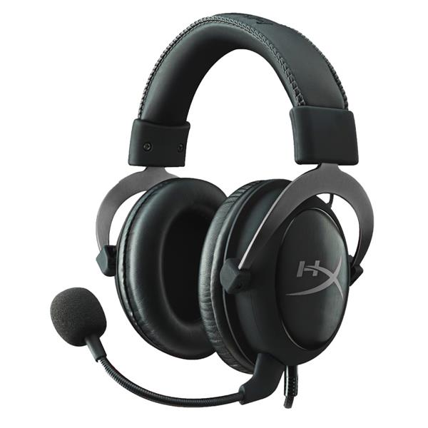 Auricular Kingston Hyper X Cloud II 7.1 Gun Metal