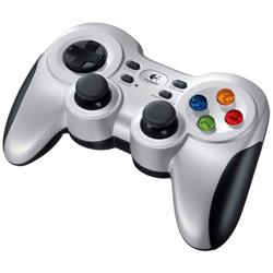 Joystick Inalambrico PC Logitech F710 Gaming