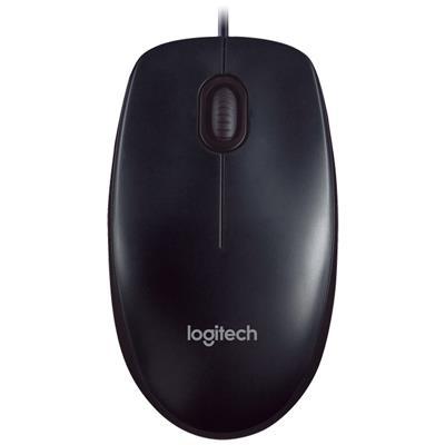 Mouse Logitech M90 Dark Midnight Gray