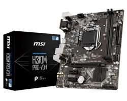 Mother Msi (1151) MSI H310M PRO-VDH