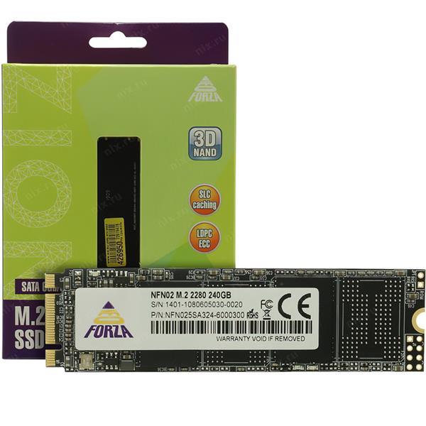 Disco Solido SSD 256GB Neo Forza M.2 NVME