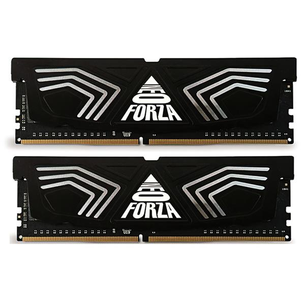 MEMORIA RAM NEO FORZA BLACK 32GB KIT (2X16GB) 3200 MHZ DDR4