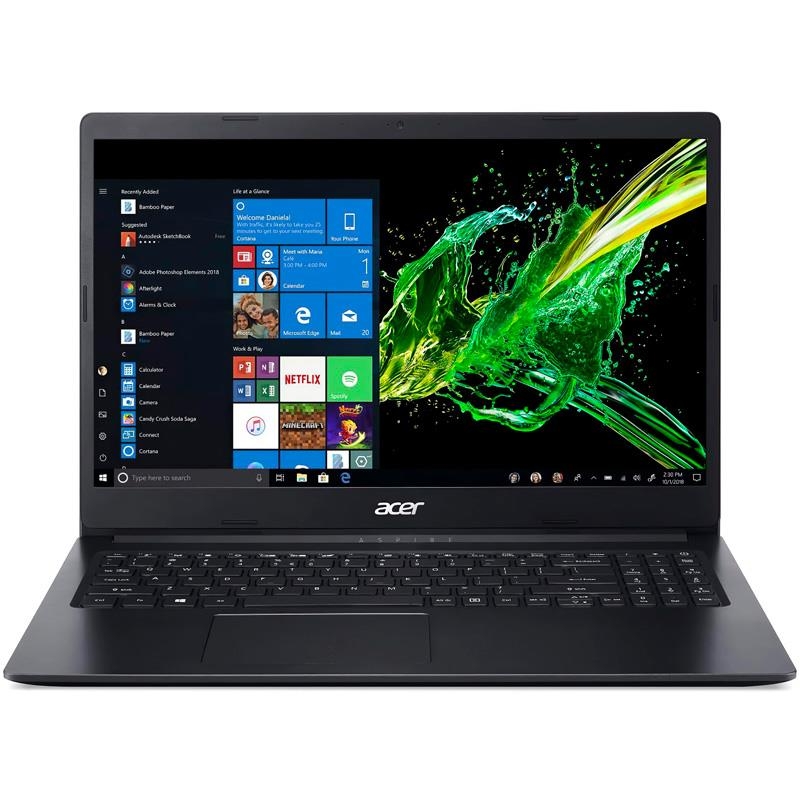 Notebook Acer Aspire 3 CELERON N4000 4G 500 Win10 H