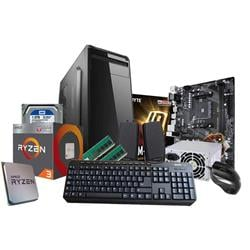 PC AMD Ryzen 2200G - A320 - 2x4GB - KIT
