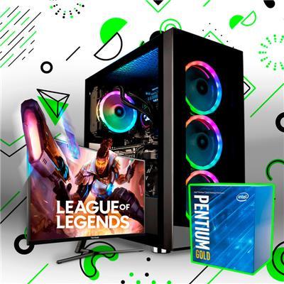PC Armada | Intel Pentium G5400 - H310 - 8GB - 120GB SSD