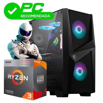PC Armada | AMD Ryzen 3 3200G - A320 - 8GB - 240GB SSD