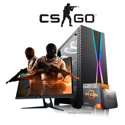 PC Armada | AMD Ryzen 3 3200G - A320 - 8GB - 240GB SSD