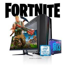 PC Armada | Intel Core I3 9100F - H310 - 8GB - 240GB SSD - RX 580