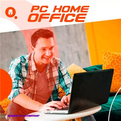 PC Oficina | AMD Athlon A6 - A68 - 4GB - 120GB SSD