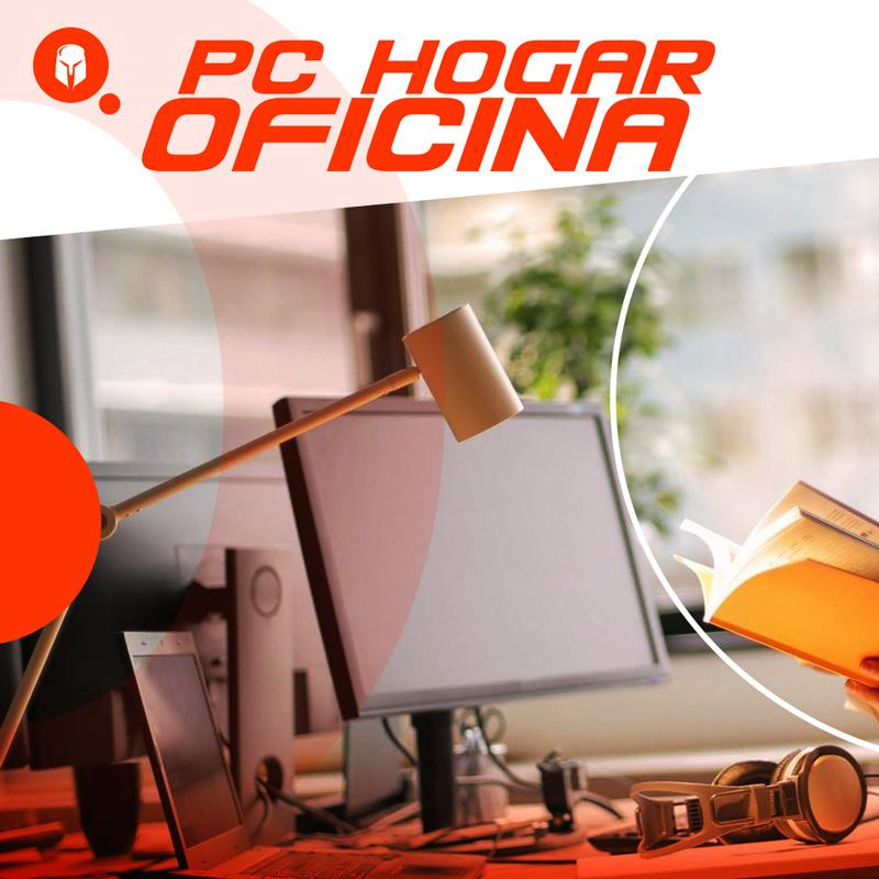 PC Oficina | AMD Athlon 3000G - A320 - 4GB - 120GB SSD