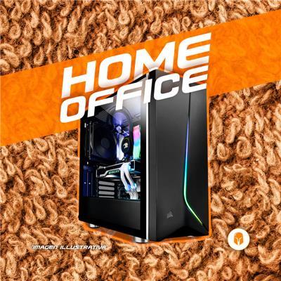PC Home Office | Intel Pentium G5400 - H310 - 8GB - 120GB SSD
