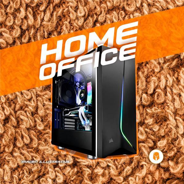 PC Home Office   Intel Pentium G5400 - H310 - 8GB - 240GB SSD