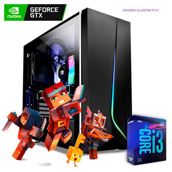 PC ARMADA INTEL CORE I3 9100F - H310 - 8GB - GTX 1650 S - 240GB SSD