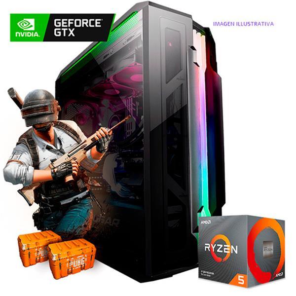 PC Armada AMD R5 2600 - B450 - 8GB - GTX 1660 Ti - 240GB SSD