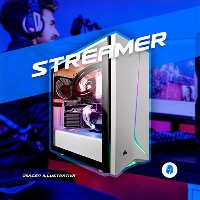 PC Streaming | AMD Ryzen 5 3600 - B450 - 16GB - RTX 2060 S- 240GB SSD - 1TB