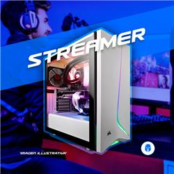 PC Streaming | INTEL I5 9400F - B360 - 8GB - RX 570 - 1TB