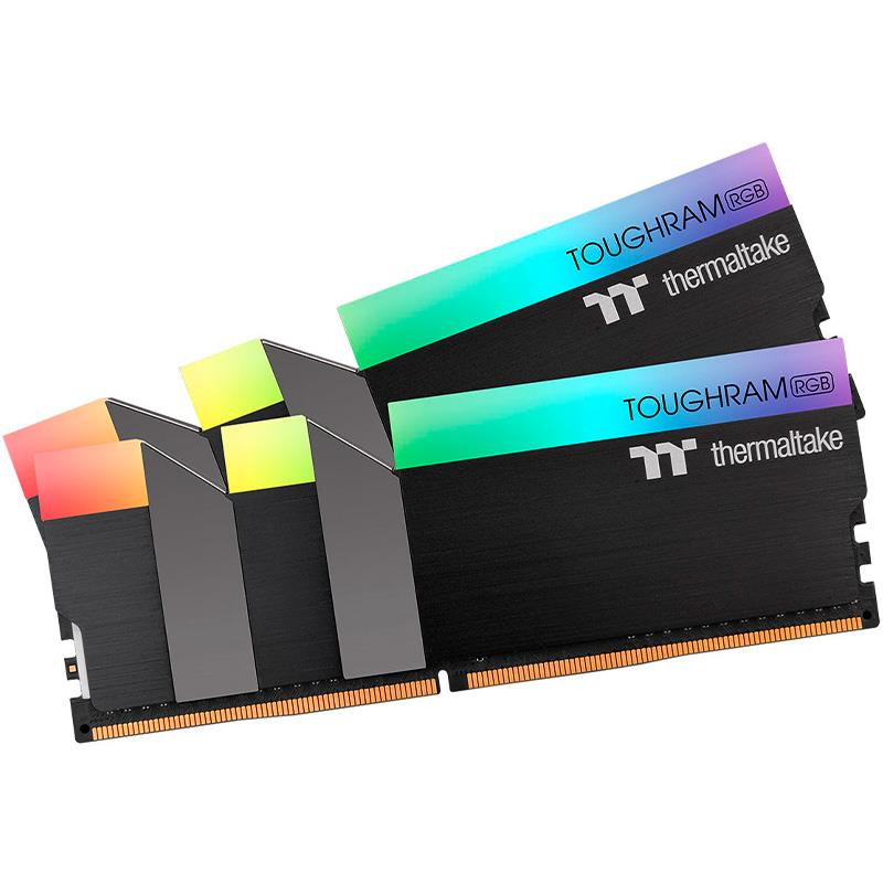 Memoria Ram Thermaltake TOUGHRAM 16gb 3200Mhz (2x8) RGB Black