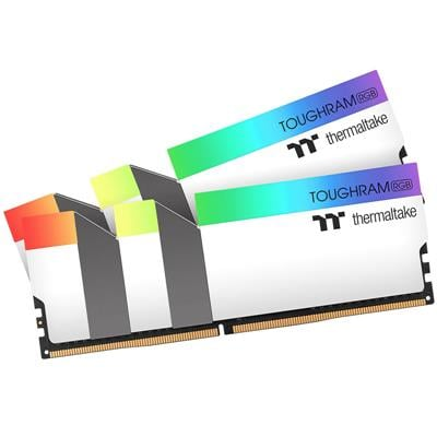 Memoria Ram Thermaltake TOUGHRAM RGB WHITE 16GB (2