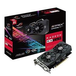 Vga Pci-E ASUS Rx 560 4G DDR5 STRIX OC