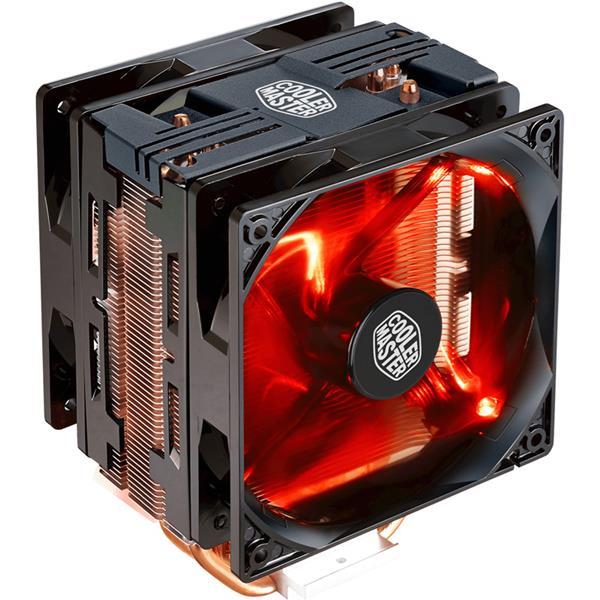 Cpu Cooler Cooler Master Hyper 212 Led Turbo Black Cover