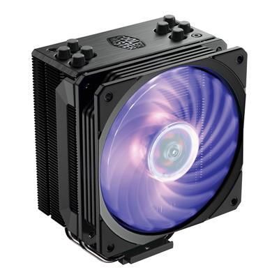 CPU Cooler Cooler Master Hyper 212 BLACK EDITION RGB