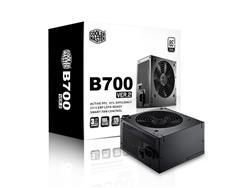 Fuente 700W Cooler Master B700 v2 80 Plus