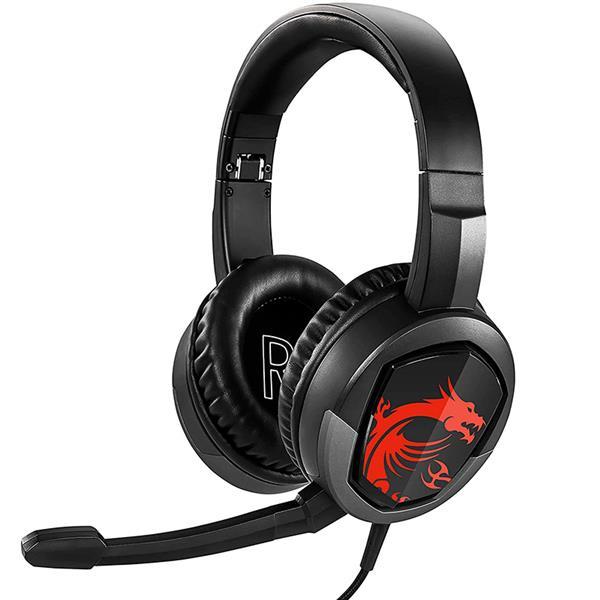 Auricular Gamer MSI Inmerse GH30