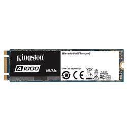 SSD 240GB KINGSTON SATA III A1000 M.2 NVME
