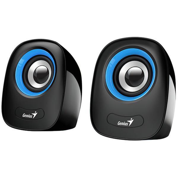 Parlantes Genius SP-Q160 BLUE