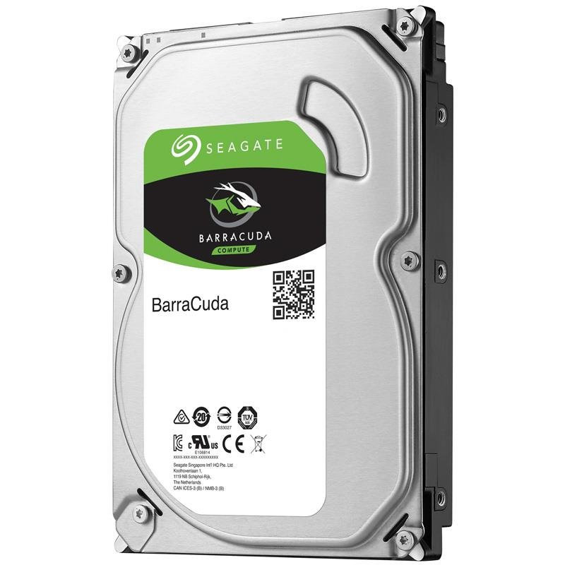 Disco Rigido HDD 1TB Seagate Sata III 64Mb 3.5 BarraCuda