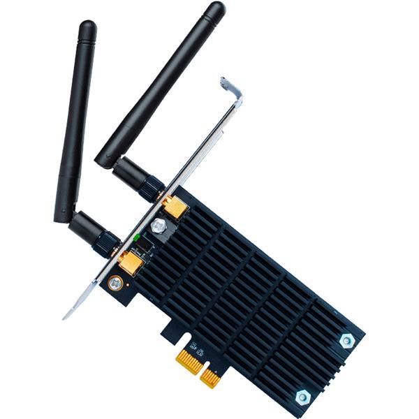 PLACA DE RED PCIE WIFI TP-LINK ARCHER T6E AC1300