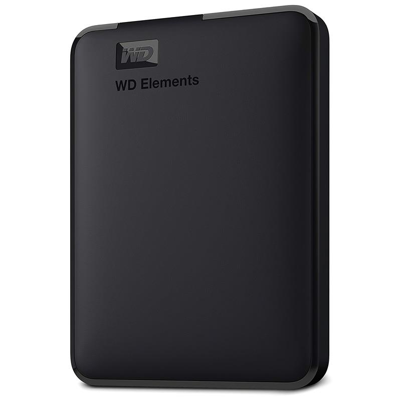Disco Externo 2TB Western Digital Usb Elements