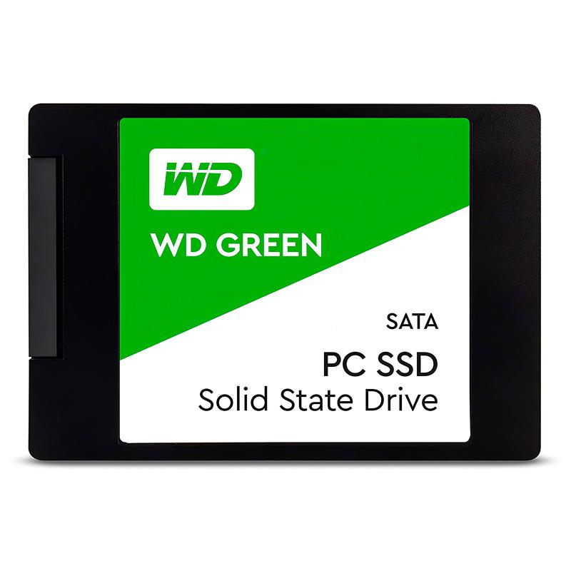 Ssd 240Gb WD Green Sata III