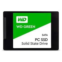 Ssd 480Gb WD Green Sata III
