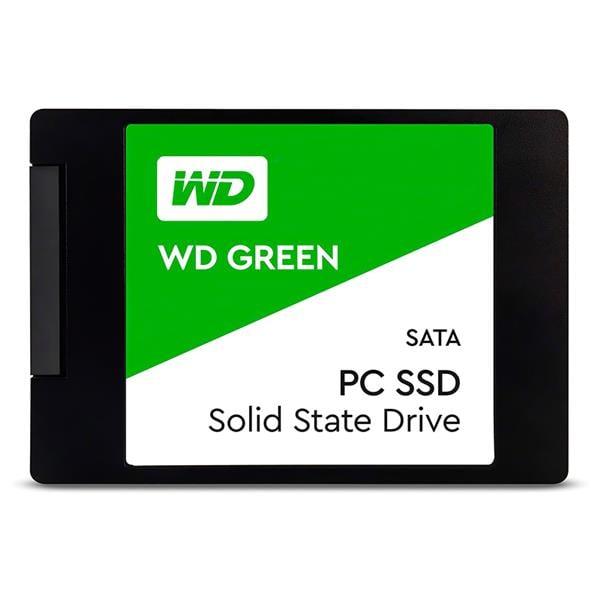 DISCO SOLIDO SSD 480GB WESTERN DIGITAL GREEN