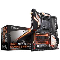 Mother Gigabyte (AM4+) X470 Aorus Gaming 5 WIFI
