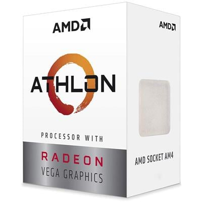 Micro AMD (AM4) Athlon 200GE 3.2 Ghz