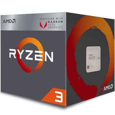 Micro AMD Ryzen 3 2200G 3.7 Ghz AM4
