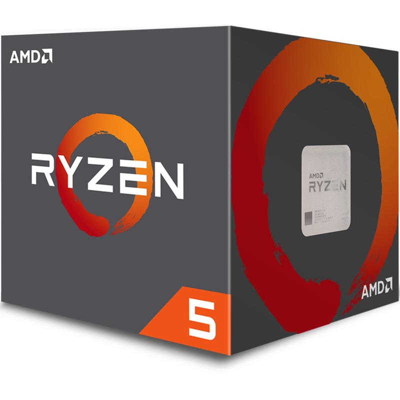 Micro AMD Ryzen 5 2600 3.9 Ghz AM4